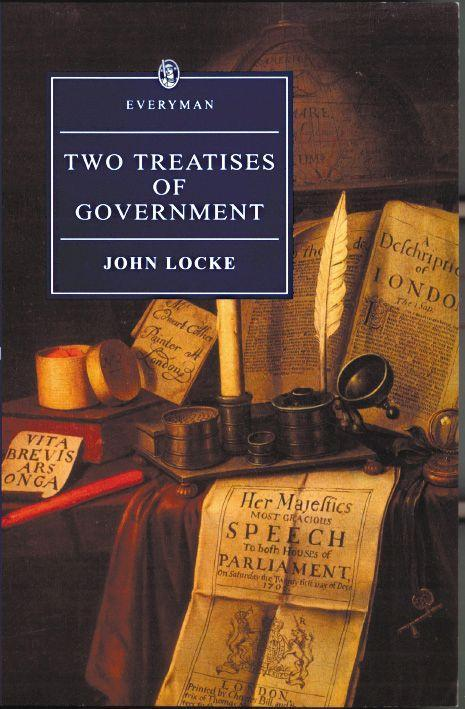 Two Treatises of Government als Taschenbuch