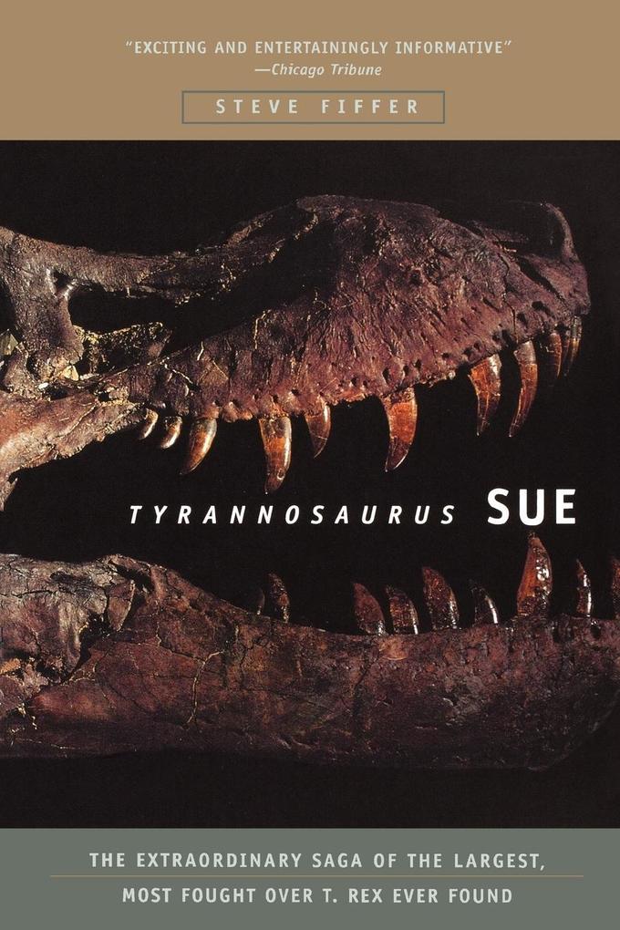 Tyrannosaurus Sue als Taschenbuch