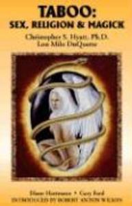 Taboo: Sex, Religion and Magick als Taschenbuch
