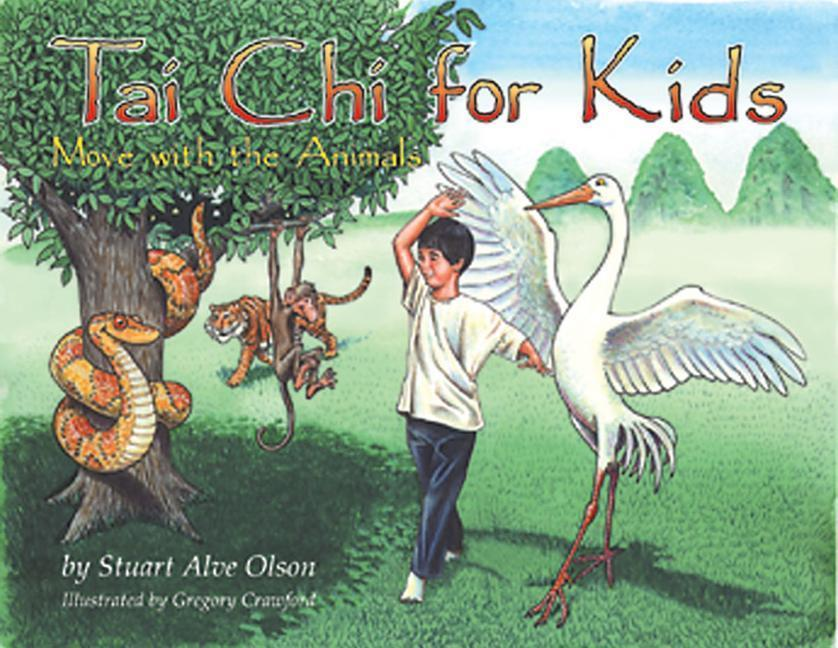 Tai Chi for Kids: Move with the Animals als Buch
