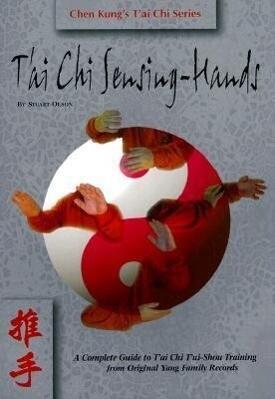 Tai Chi Sensing Hands als Taschenbuch