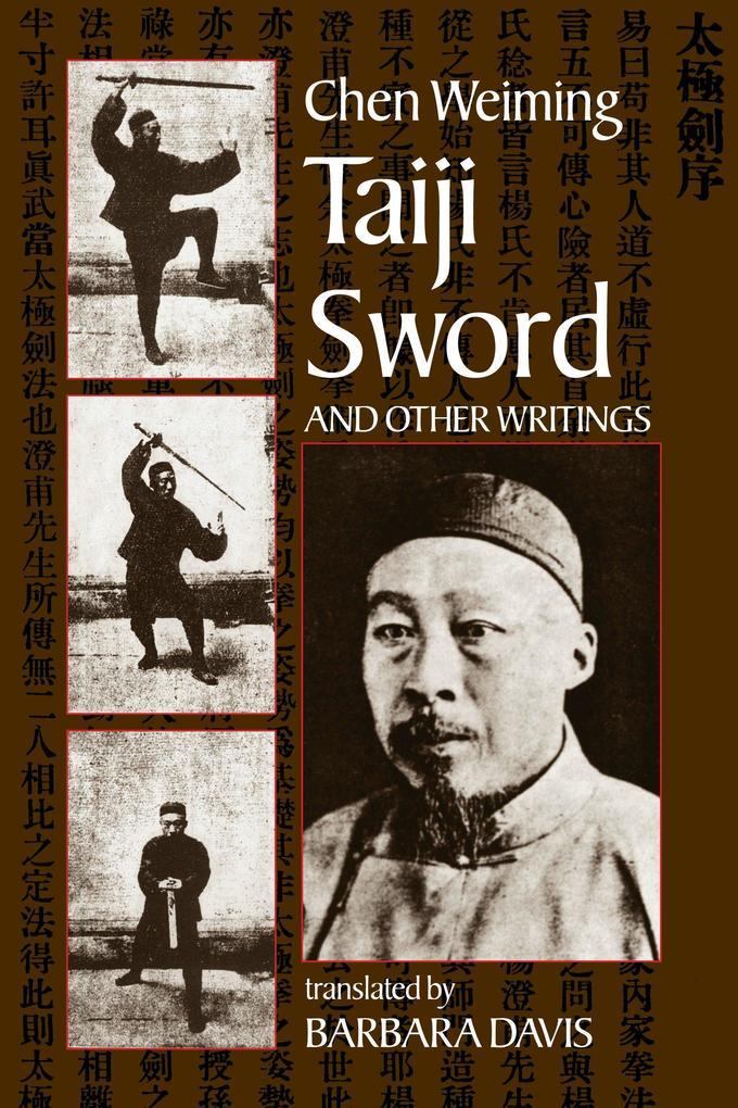 Taiji Sword als Taschenbuch