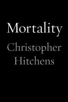 Mortality als Buch