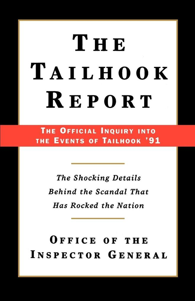 The Tailhook Report als Taschenbuch