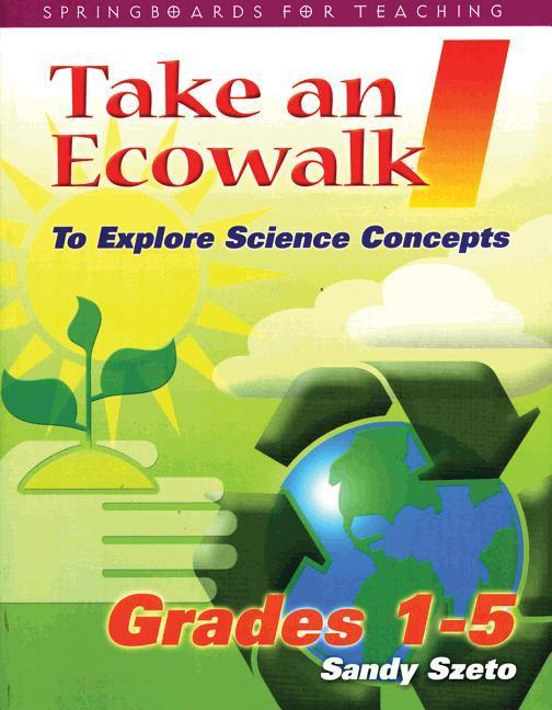 Take an Ecowalk 1: To Explore Science Concepts als Taschenbuch