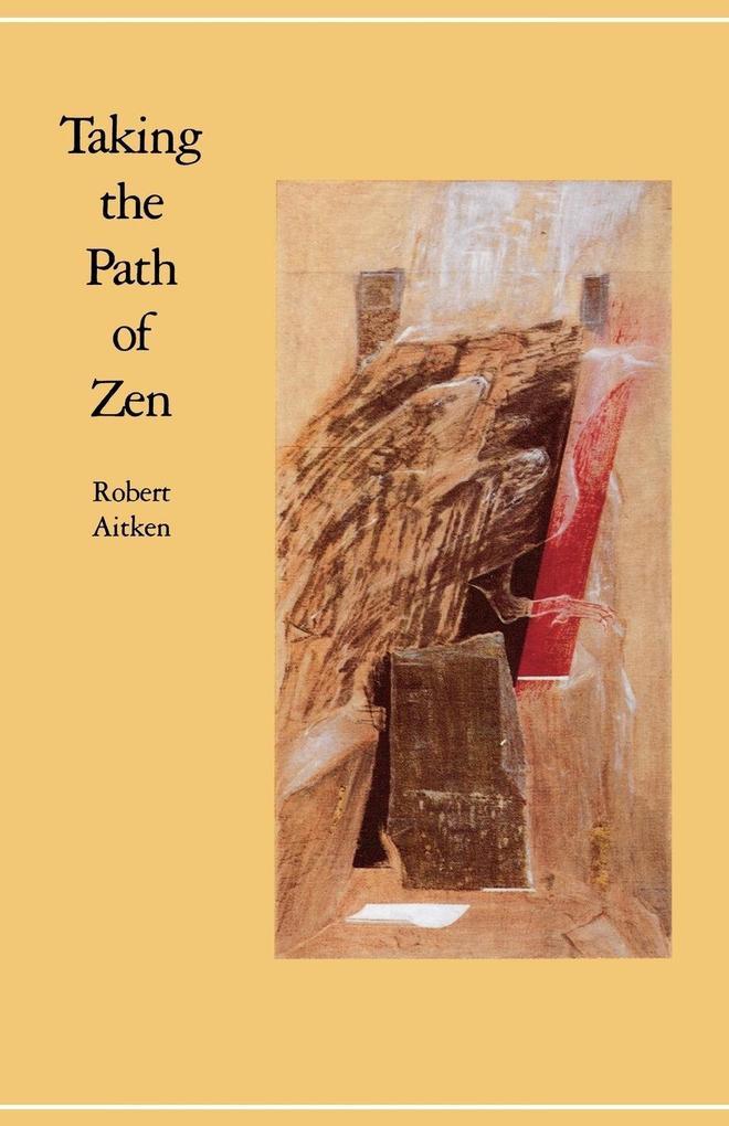 Taking the Path of Zen als Taschenbuch
