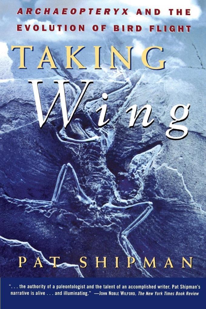Taking Wing als Taschenbuch