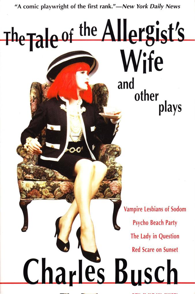 The Tale of the Allergist's Wife and Other Plays als Taschenbuch
