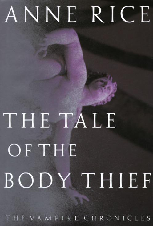 The Tale of the Body Thief als Buch