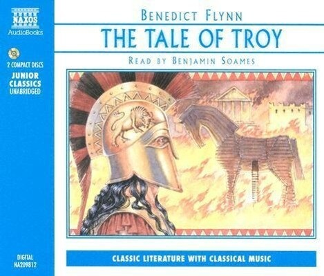 The Tale of Troy als Hörbuch
