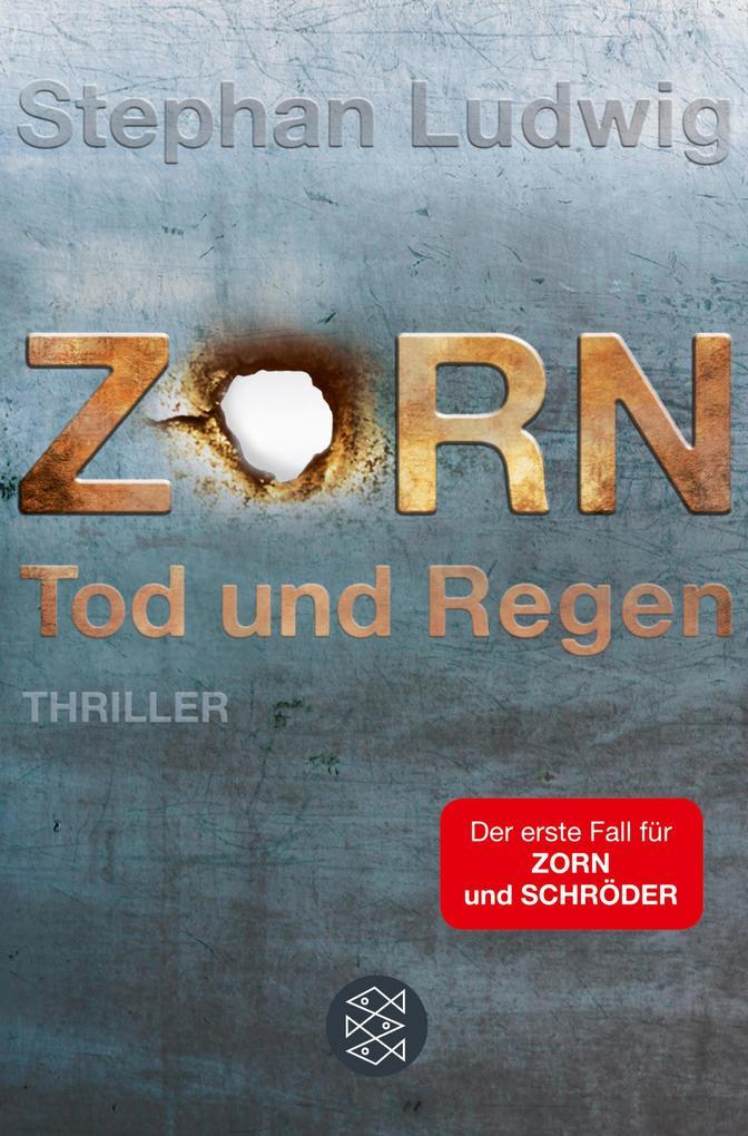 Zorn - Tod und Regen als eBook von Stephan Ludwig
