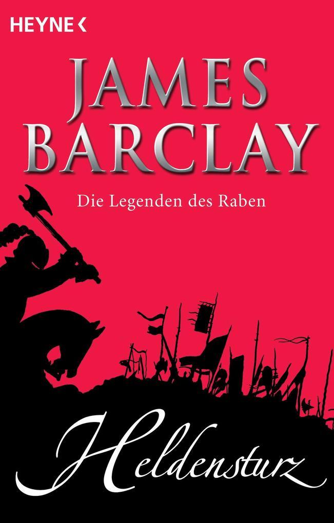 Heldensturz als eBook von James Barclay