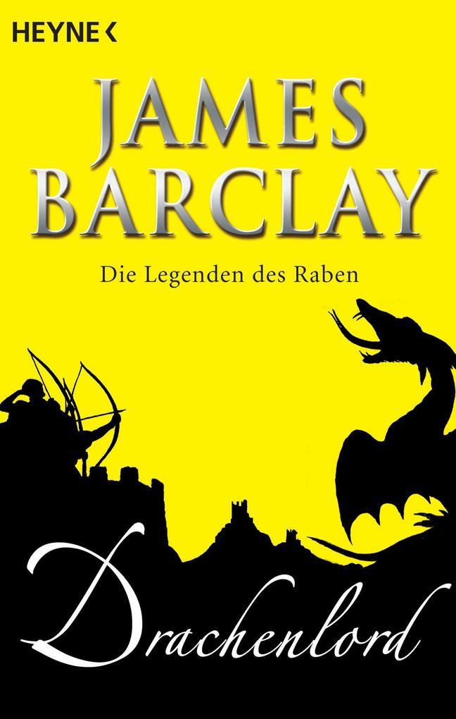 Drachenlord als eBook von James Barclay