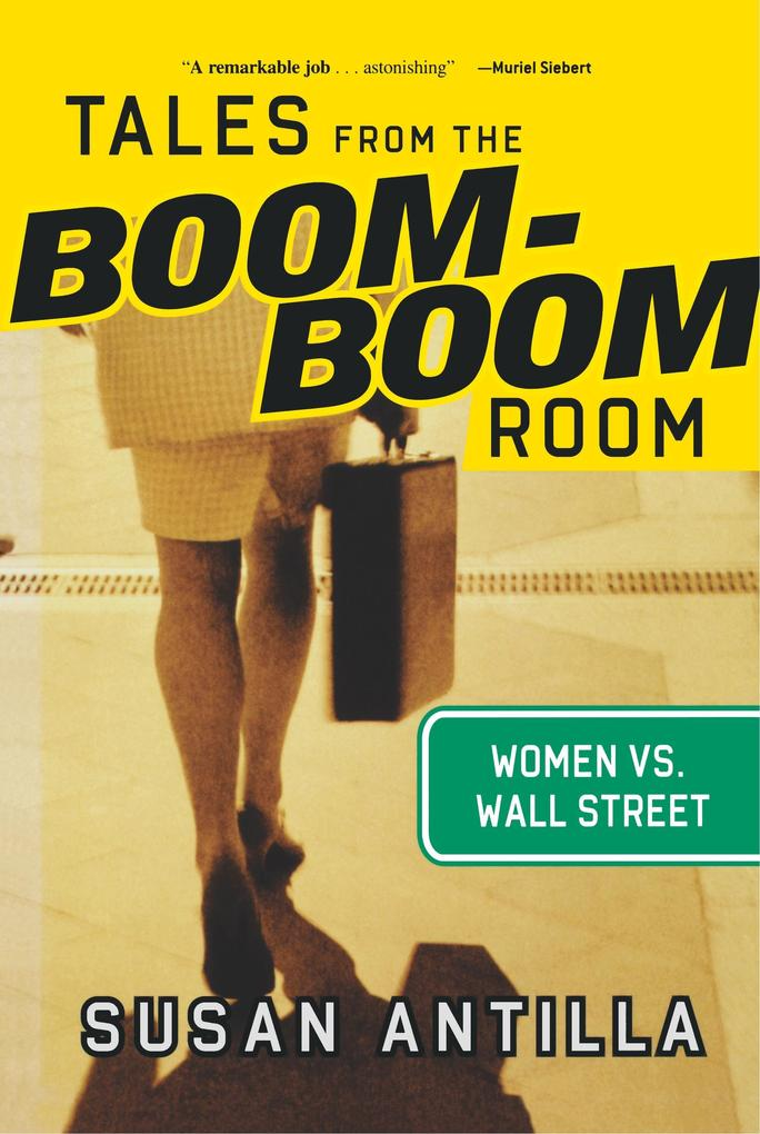 Tales from the Boom-Boom Room als Buch
