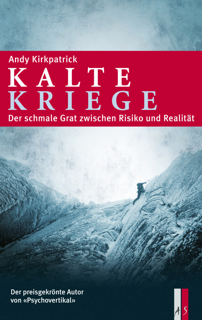 Kalte Kriege als Buch von Andy Kirkpatrick