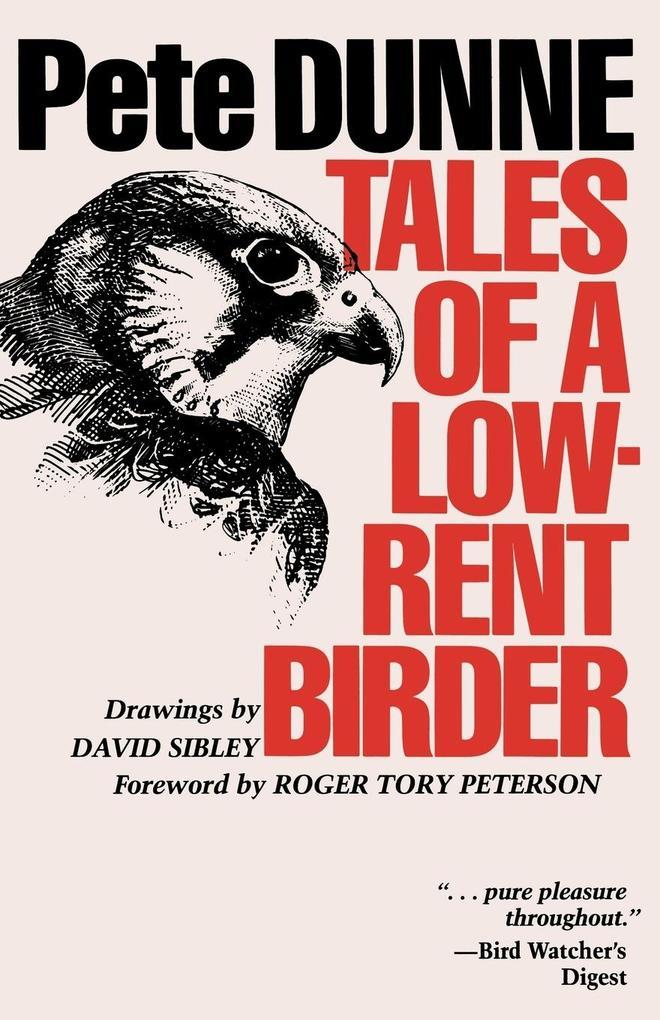 Tales of a Low-Rent Birder als Taschenbuch