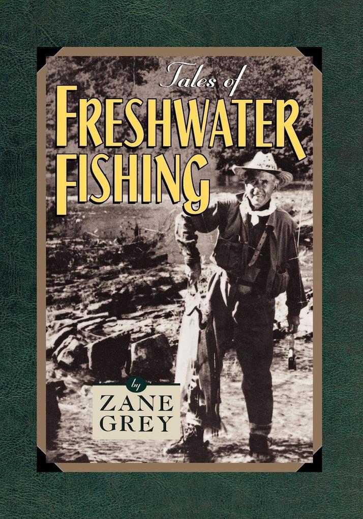 Tales of Freshwater Fishing als Taschenbuch