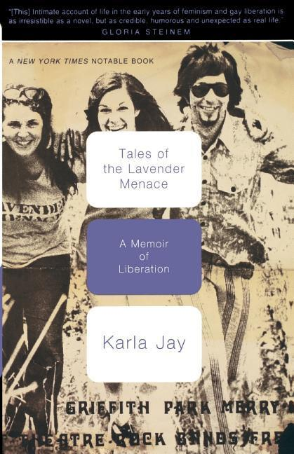 Tales of the Lavender Menace: A Memoir of Liberation als Taschenbuch