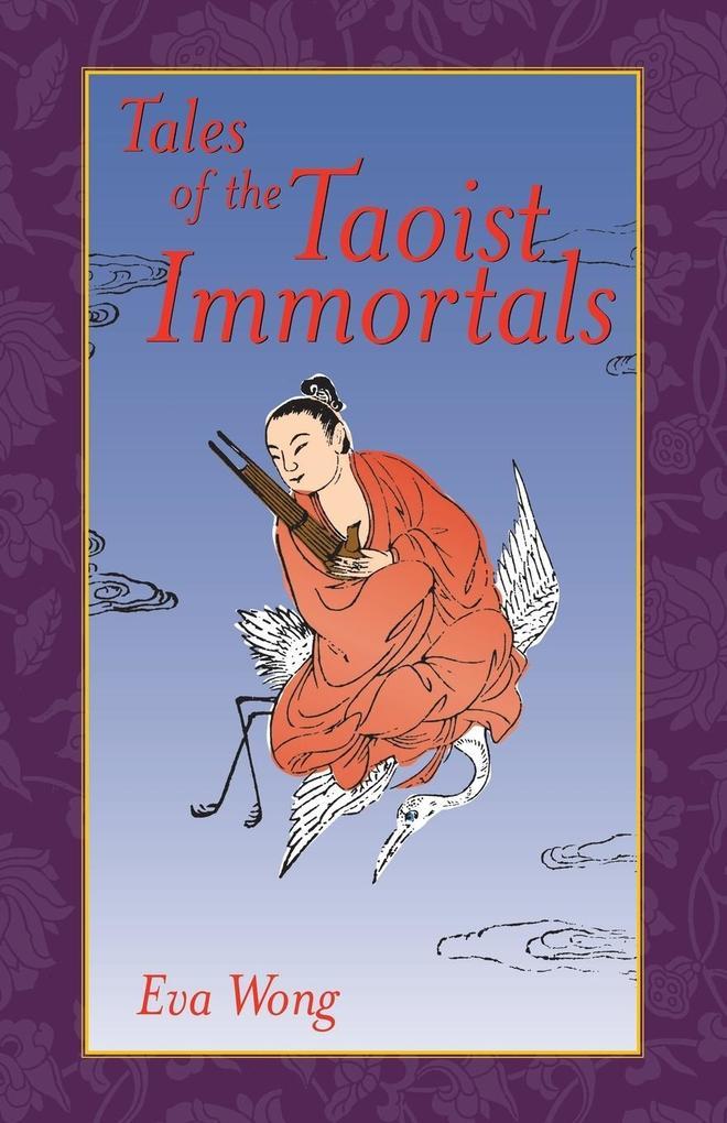 Tales of the Taoist Immortals als Buch