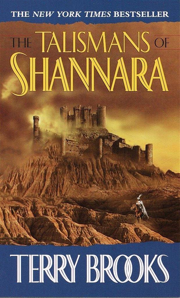 The Talismans of Shannara als Taschenbuch