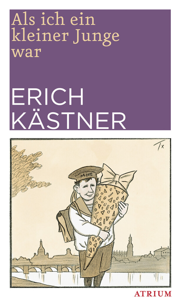 Als ich ein kleiner Junge war als eBook von Erich Kästner