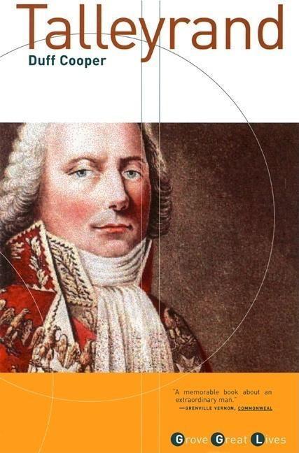 Talleyrand als Taschenbuch