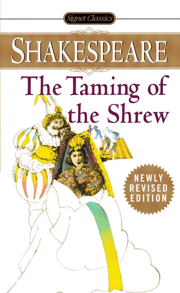 The Taming of the Shrew als Taschenbuch