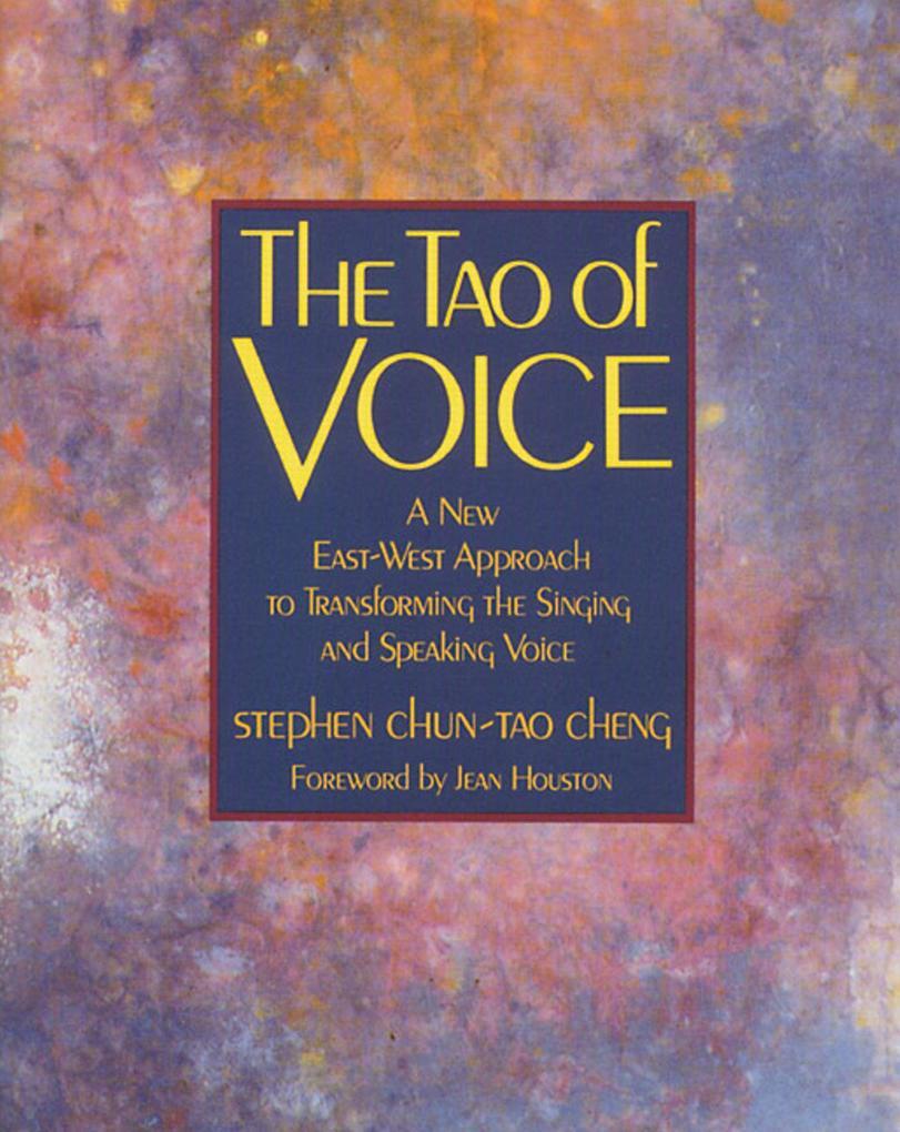 Tao of Voice als Taschenbuch