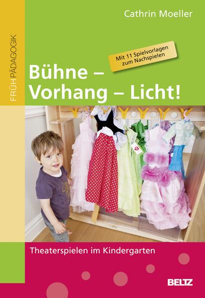 Bühne - Vorhang - Licht! als Buch