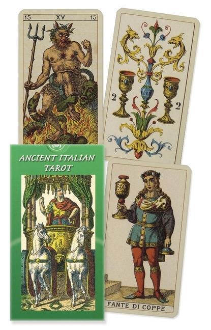 Ancient Italian Tarot als Spielwaren