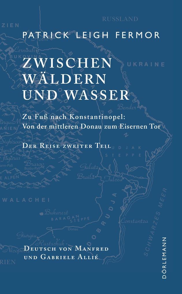 Zwischen Wäldern und Wasser als eBook