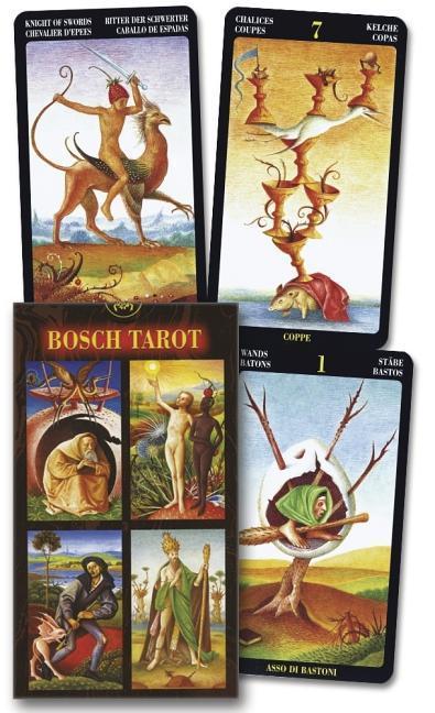 Ls Bosch Tarot als Taschenbuch