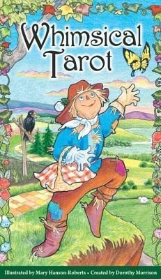 Whimsical Tarot: 78-Card Deck [With Booklet] als Spielwaren