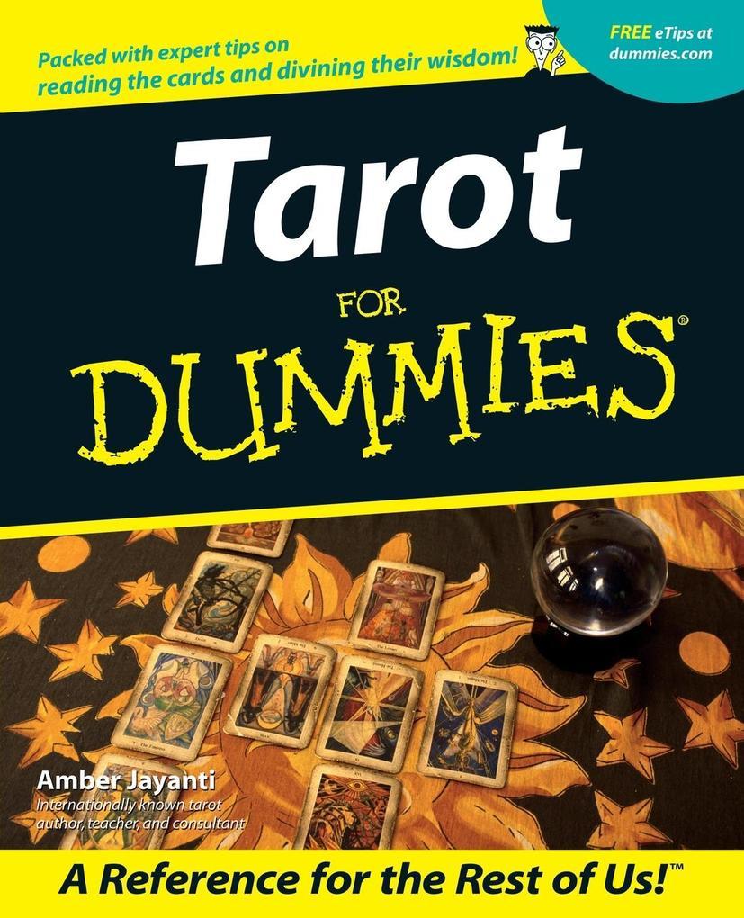 Tarot for Dummies als Taschenbuch