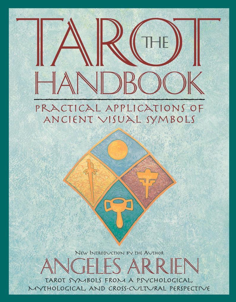 The Tarot Handbook als Taschenbuch