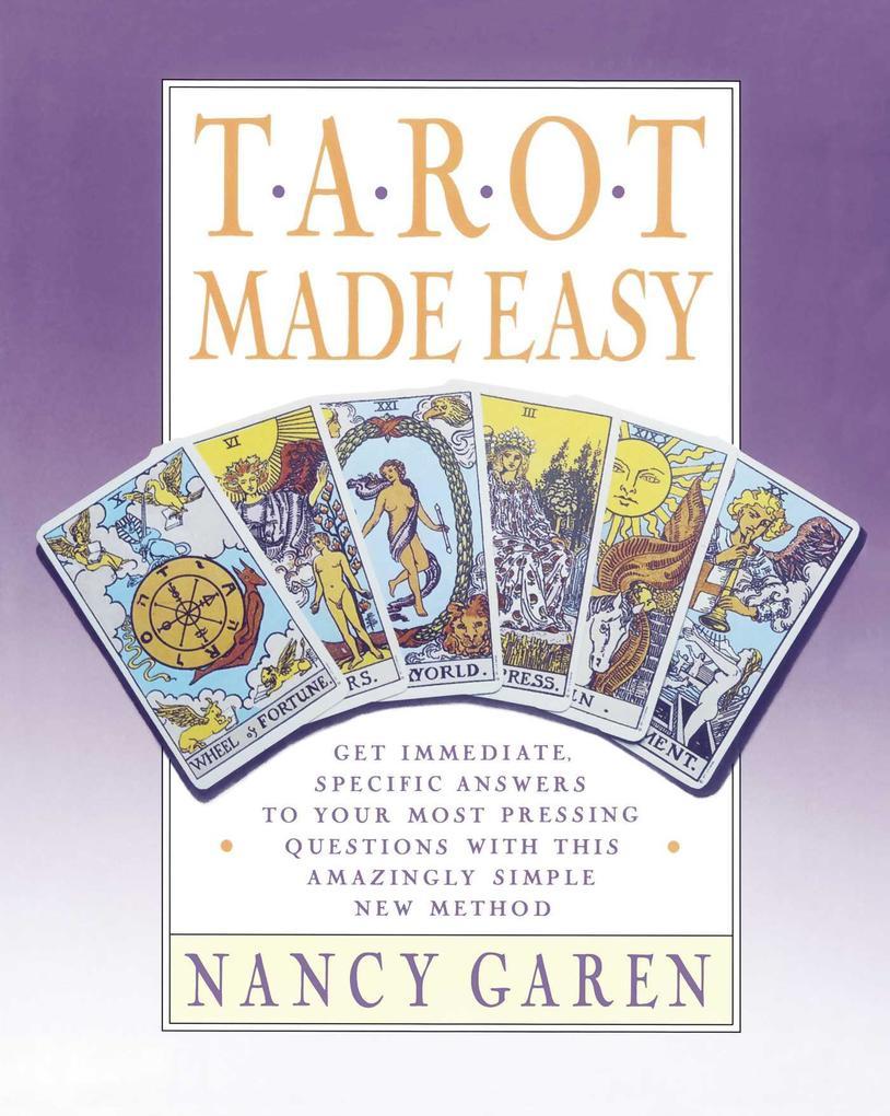 Tarot Made Easy als Taschenbuch