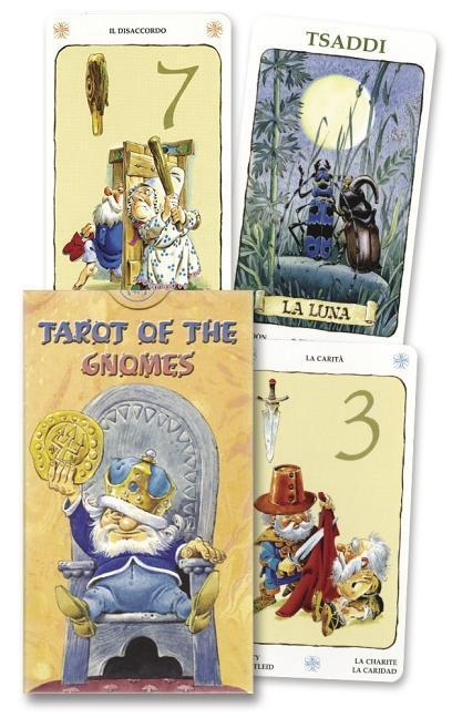 Ls Tarot of the Gnomes als Spielwaren