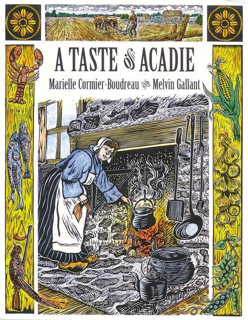 A Taste of Acadie als Taschenbuch