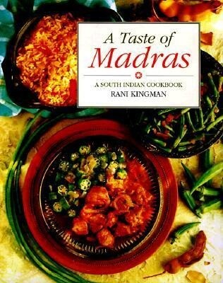 A Taste of Madras: A South Indian Cookbook als Buch