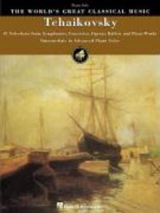 Tchaikovsky: Piano Solo als Taschenbuch