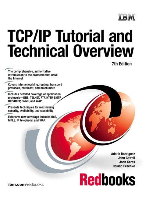 TCP/IP Tutorial & Technical Overview als Taschenbuch