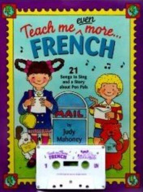 Teach Me Even More... French Cassette als Buch