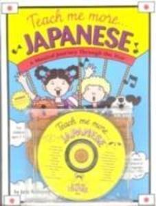 Teach Me More... Japanese CD als Hörbuch