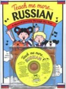 Teach Me More... Russian CD als Hörbuch