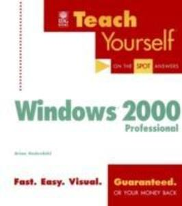 Teach Yourself Windows 2000 Professional als Taschenbuch