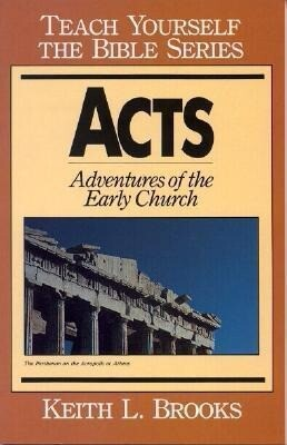 Acts-Teach Yourself the Bible Series: Adventures of the Early Church als Taschenbuch