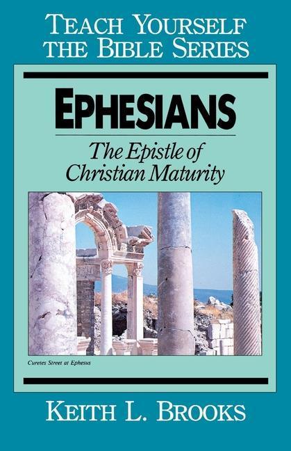 Ephesians Study Guide: Epistle of Christian Maturity als Taschenbuch