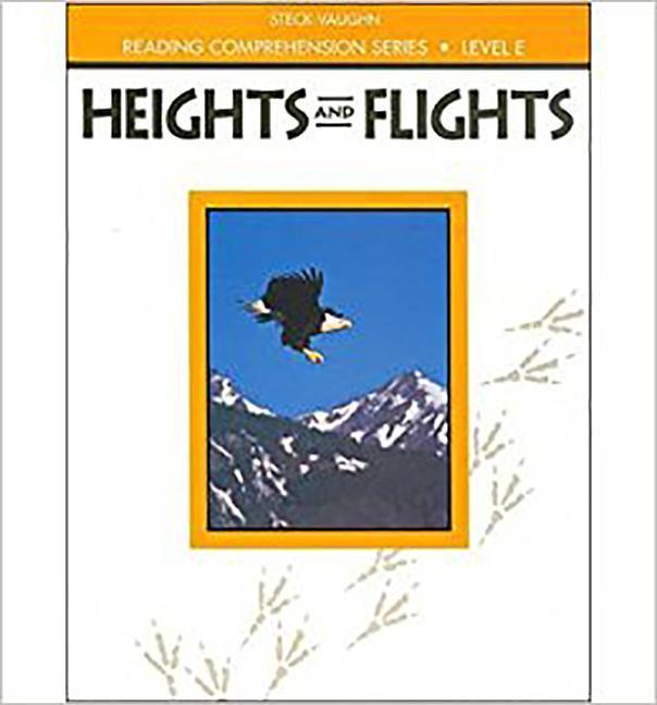 Steck-Vaughn Reading Comprehension Series: Teacher's Guide Heights and Flights Revised 1993 als Taschenbuch