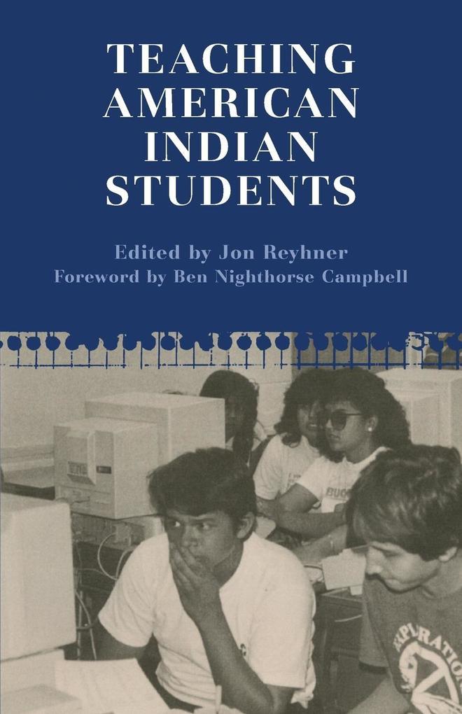 Teaching American Indian Students als Taschenbuch