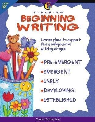 Teaching Beginning Writing als Taschenbuch
